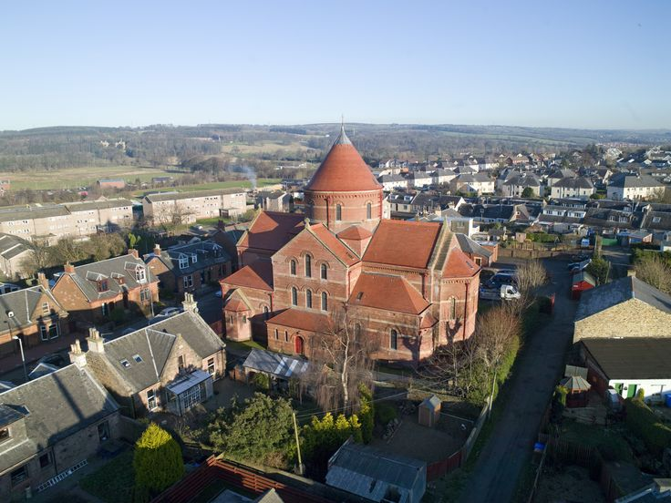 St. Sophia's Church: Redland's Rosemary Clay Classic in Red