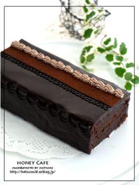 「●しっとり、乙女のチョコケーキ」はつみ | お菓子・パンのレシピや作り方【corecle*コレクル】