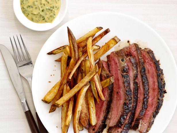 mustard french steak healthy weeknight dinners mustard recipe grilled ...