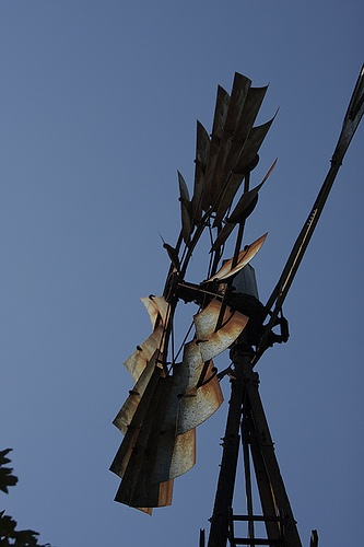 Old Windmill by Tim Lester Images, via Flickr