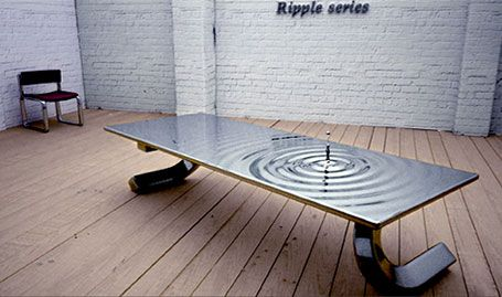 25 Creative Examples of Table Designs