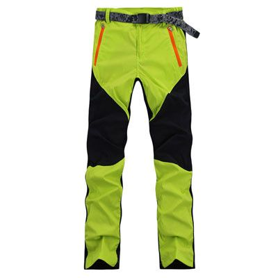 Women Spring Summer Quick Drying Pants Elastic Patchwork pantaloni trekking Outdoor Sports Hiking Cycling pantalones RM145