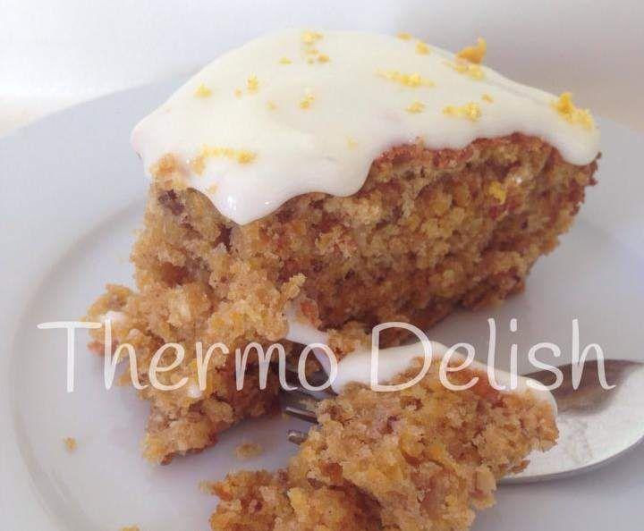 Recipe Pumpkin Cake by Elisha Squire - Recipe of category Baking - sweet