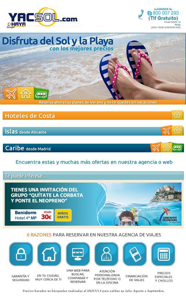 En yecla te ofrece destinos de sol y playa for Gimnasio yecla