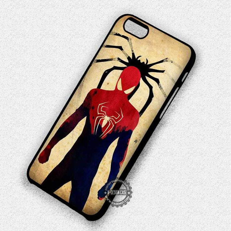 Vintage Spiderman - iPhone 6 5s SE Cases & Covers