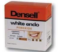 WHITE ENDO-PEROXIDE • Peróxido de carbamida • Blanqueador interno, para dientes endodónticamente tratados • Kit polvo 5 g + líquido 5 ml + Accesorios - Cod 6542