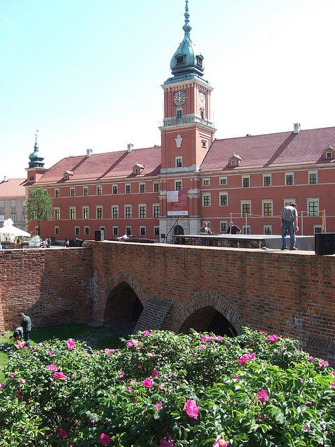 Royal Castle - Warsaw, Poland