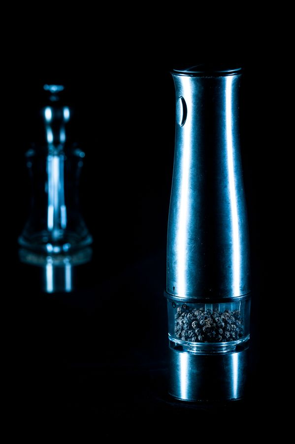 Challenging Reality: Pepper Mills