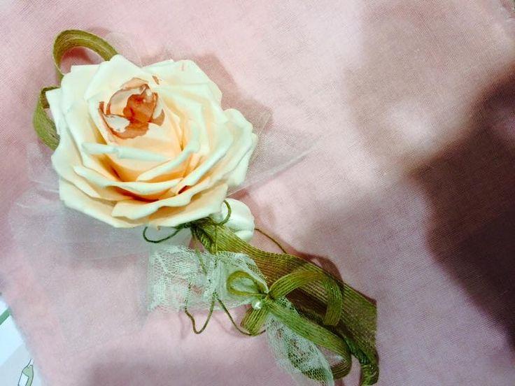 Mία μπομπονιέρα γάμου που θα εκπλήξει όλους τους καλεσμένους σας!!!Μπομπονιέρα vintage λουλούδι!!!!!