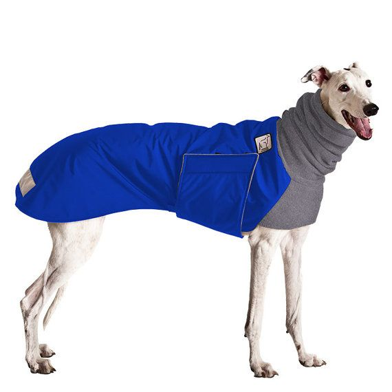 K9 Voyager- Custom made coats, this winter system is actually a fleece and then an overcoat. Just like with a ski jacket they can be worn together or separate giving you 3 options for the price of one.