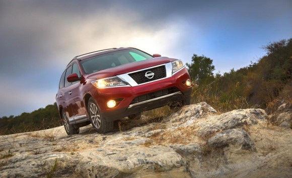 Nissan Pathfinder 2013 Platinum AWD Picture - Front Picture