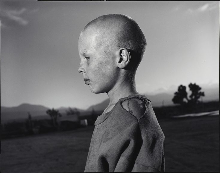 Mary Ellen Mark, Jesse Damm. Remains one of my favorite photographers