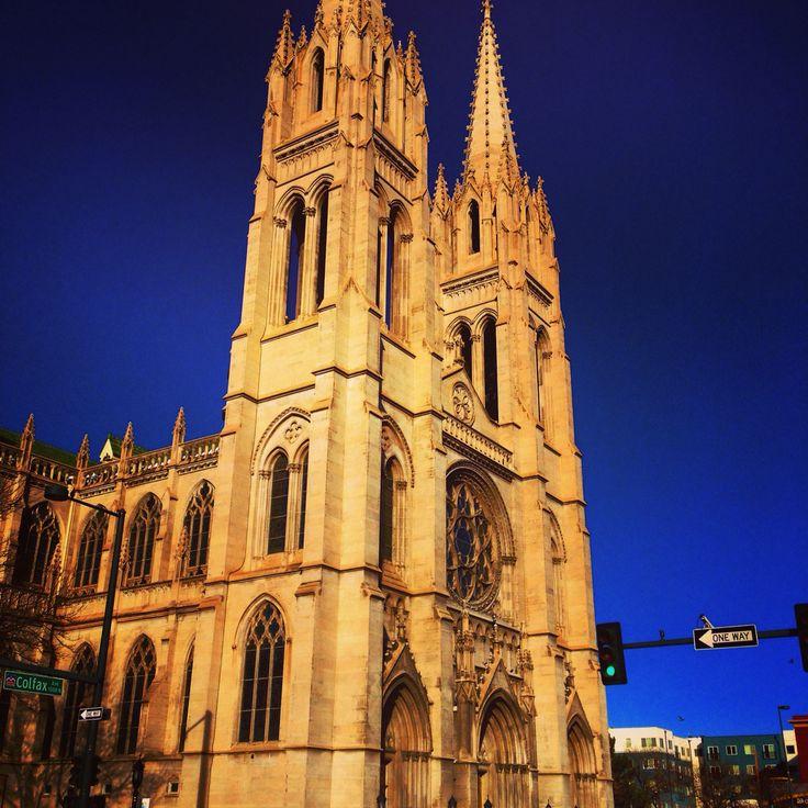 Cathedral in Denver, CO