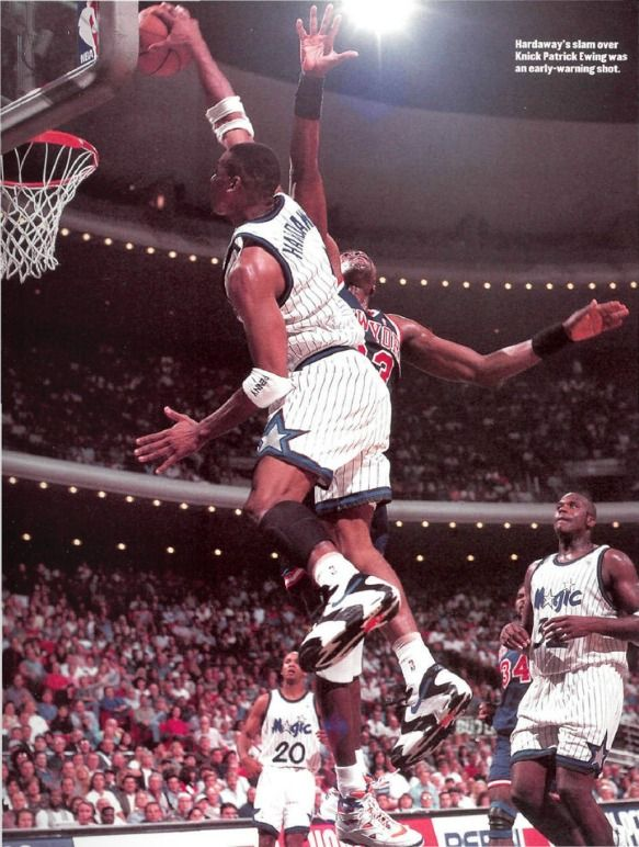 LEGENDS — Penny Hardaway on Patrick Ewing