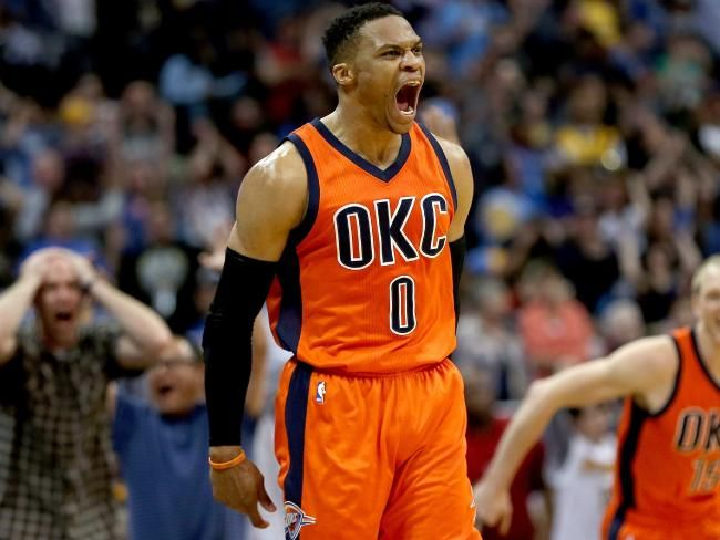 NBA MVP 2017 Russell Westbrook: Every NBA Award winner, Defensive Player of the year Draymond Green, Rookie of the Year Malcolm Brogdon | Herald Sun