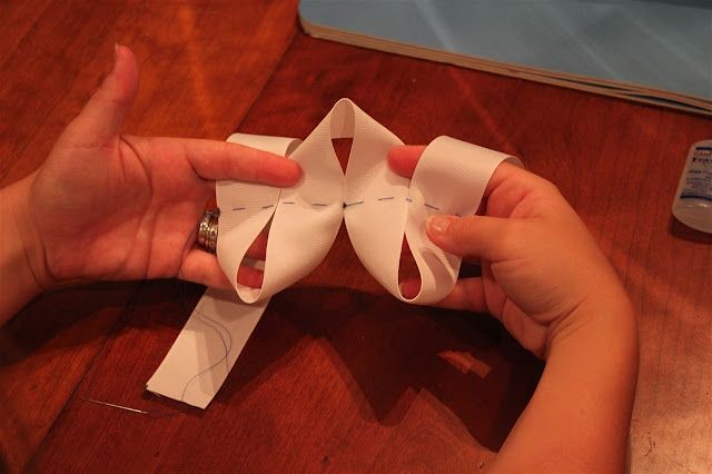 A Turtle's Life for Me: Guest Post: How to Make Hair Bows!