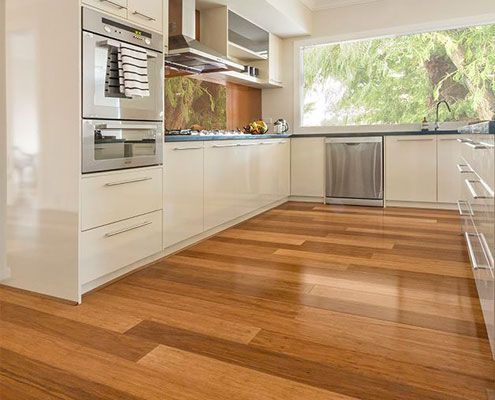 Manly Bamboo Flooring  Bamboo flooring saves trees. Bamboo matures in one year, trees take thirty years.