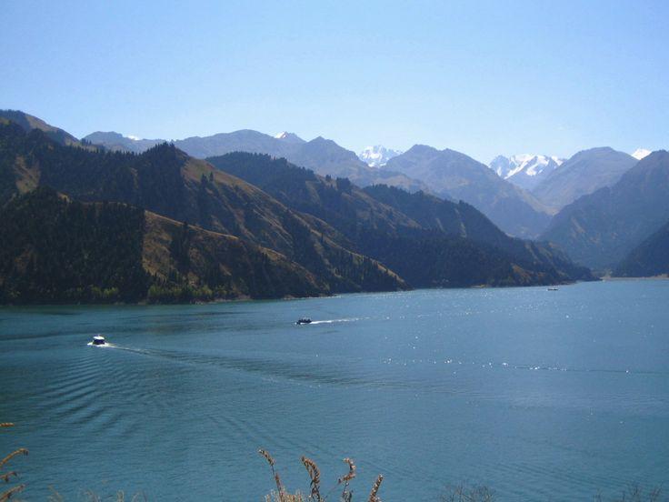 Urumqi (a120 km) lago Tian Chi