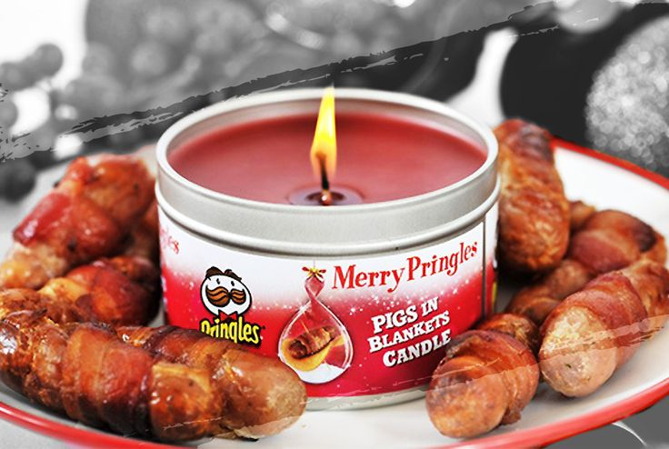 Pringles Scented Candles, for the Home That Wants to Smell Like a 7-Eleven