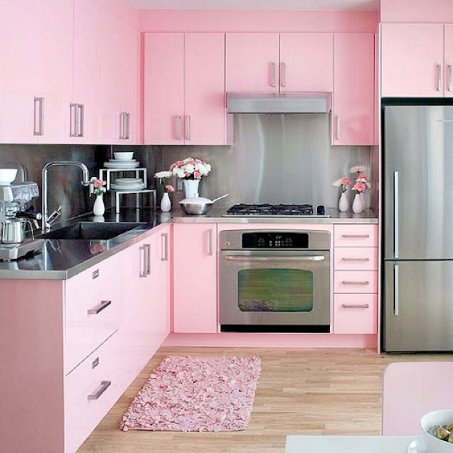 Pink!! X