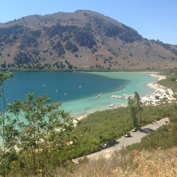 Kournas Lake, Georgioupoli