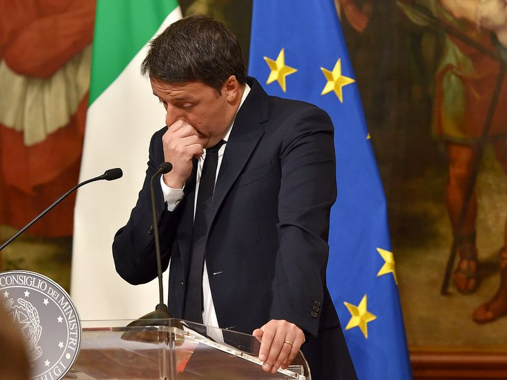 Italy referendum: Is the EU going to fall apart before Britain gets a chance to leave it?