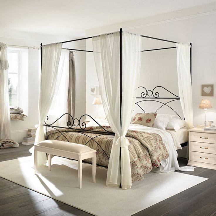 oltre 20 migliori idee su camera da letto con baldacchino su ... - Camera Da Letto Baldacchino