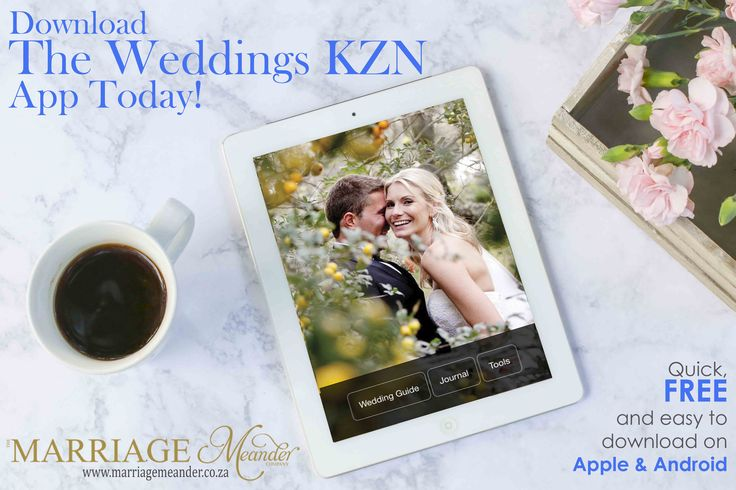 So your #gettinghitched, now what? The #WeddingsKZNApp is quick & easy to #download and #FREE on #Apple & #Android devices. Now you can store all your #ideas, info and #contacts in one place to access at the tip of your fingers. Get your app right here right now! Visit our website. LINK IN BIO. #WeddingPlanner #WeddingApp #FreeApp #WeddingsKZN
