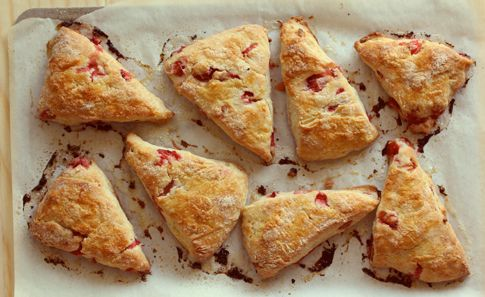 Ina Garten's Double Strawberry Scones | Recipe | With Style and Grace | With Style & Grace