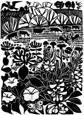 Carry Akroyd - Painter & Printmaker - Postcards