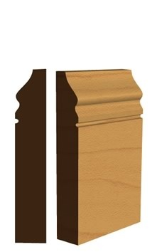 Edwardian Architraves & Skirting Boards | Period Mouldings