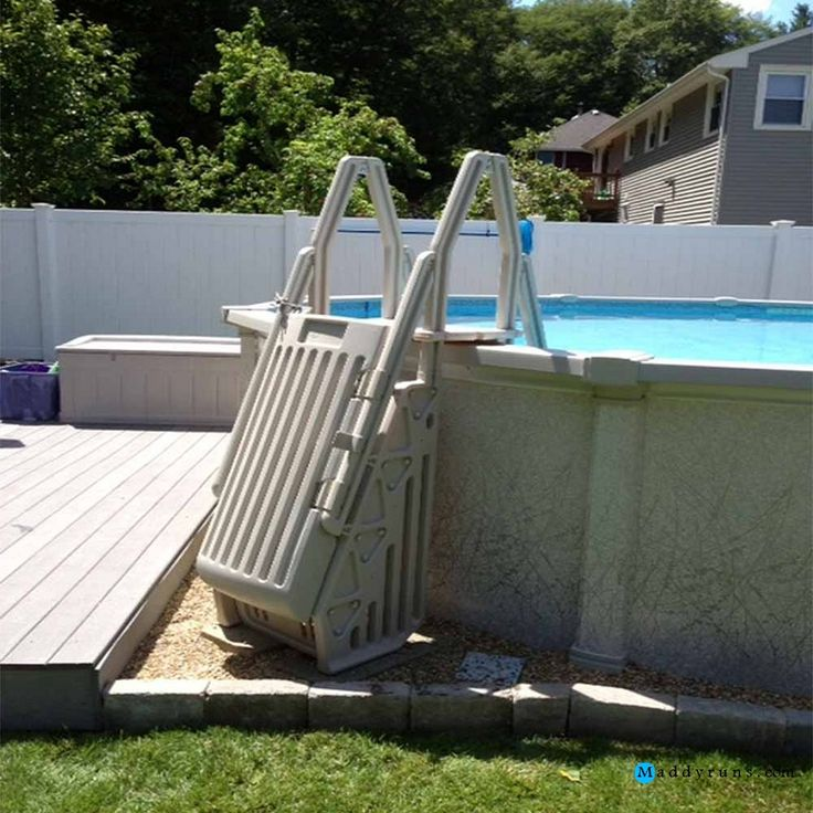 Best Above Ground Pools And Ideas Images On Pinterest Ground