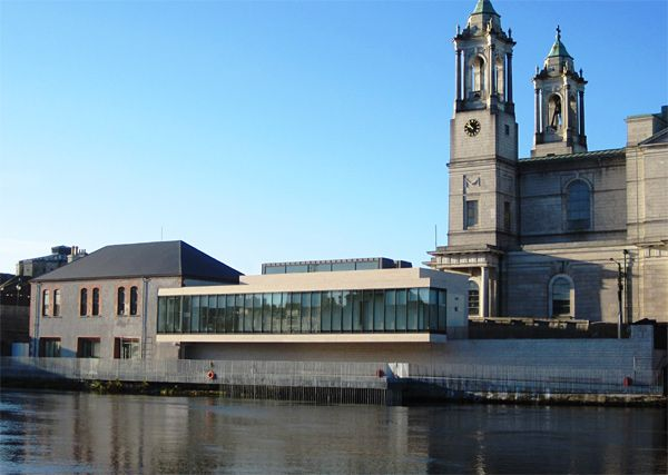 For a cultural experience, visit the Luan Gallery. The beautiful new art  hub, which sits proudly on the banks of the Shannon marrying traditional and modern architecture
