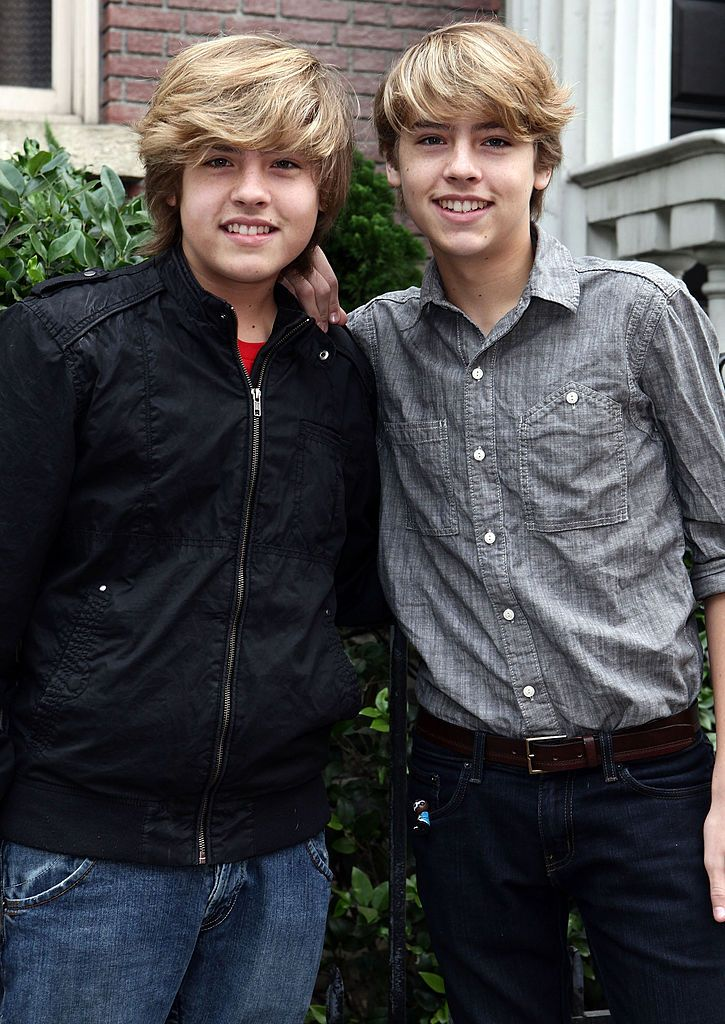 Actors Dylan Sprouse and Cole Sprouse attend Variety's 3rd ...