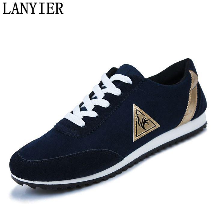 Sneakers Homme personnalité Sculpté Sneaker Classique Style britannique Beau chaussures Respirant Grande Taille 39-44 kb7fZn9R