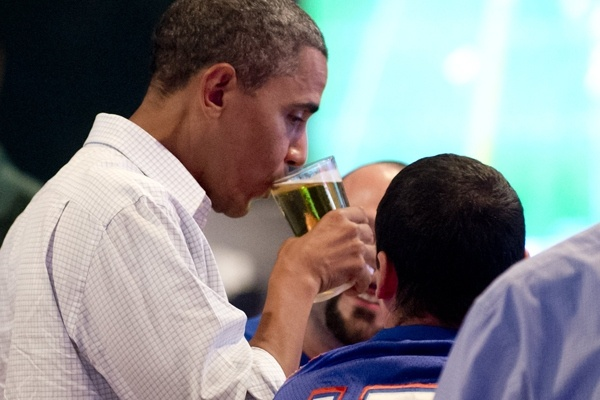 Time Magazine has a list of the best Presidential Debate drinking games and has one of their own! http://newsfeed.time.com/2012/10/03/obama-vs-romney-which-presidential-debate-drinking-game-is-right-for-you/#
