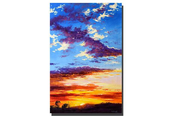CODE331 Coupon code: 15% off sunset Painting sunrise