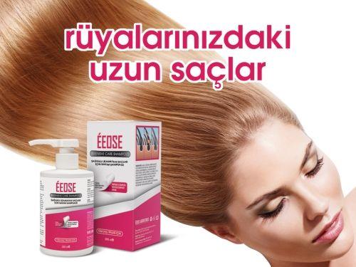 Eeose Şampuan ile saçlarınız artık daha sağlıklı ve hızlı uzayacak. http://tikl.at/BfOvTK #ad