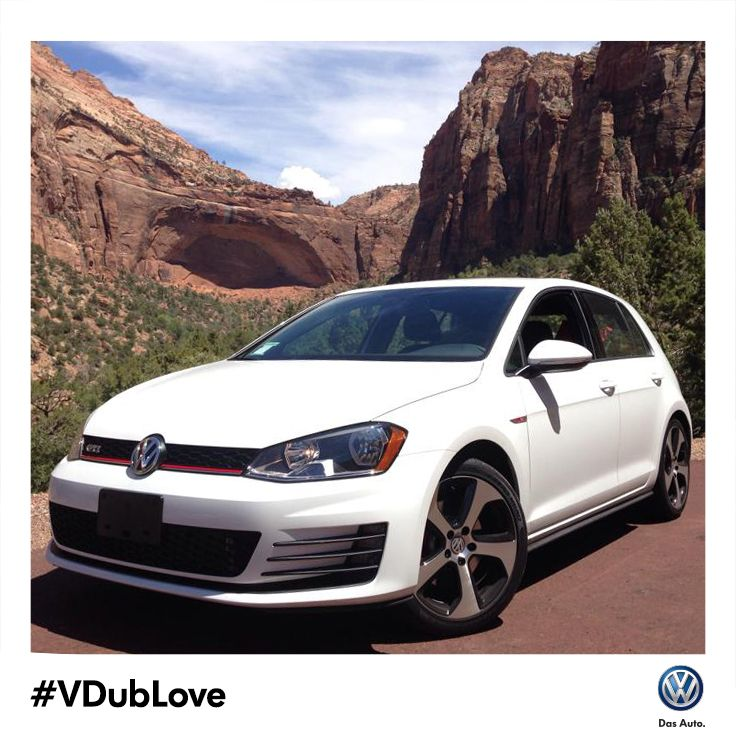 For seven generations, the GTI has been on the receiving end of lots of #VDubLove. The all-new Golf GTI is no exception.