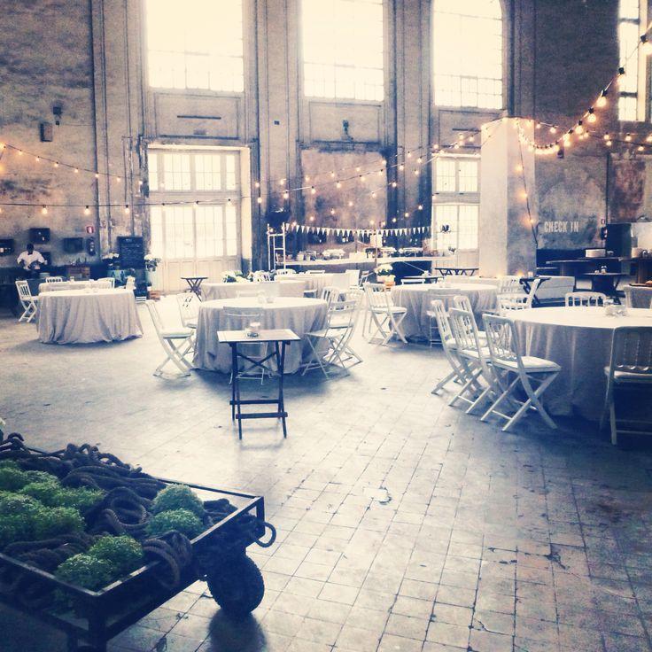 Industrial wedding by oh!myWedding