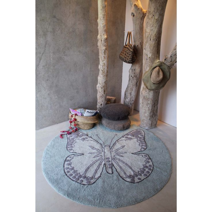 Lorena Canals Washable Rug- ROUND RUGS
