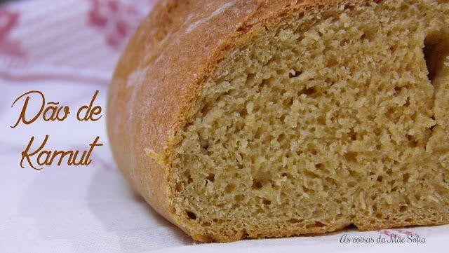 Pão de Kamut