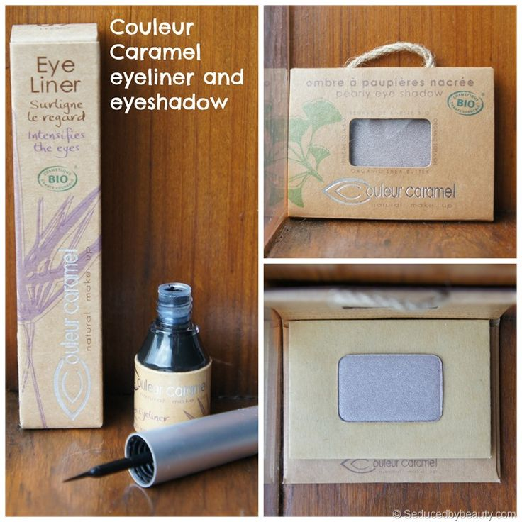 Favori 177 best ~Couleur Caramel Make-up by nature~ images on Pinterest  OD61