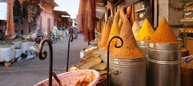 Spicy adventures in Marrakech - Morocco £72