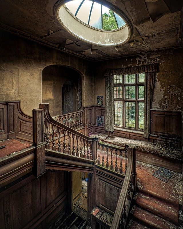 Abandoned Manor House London, England (mit Bildern