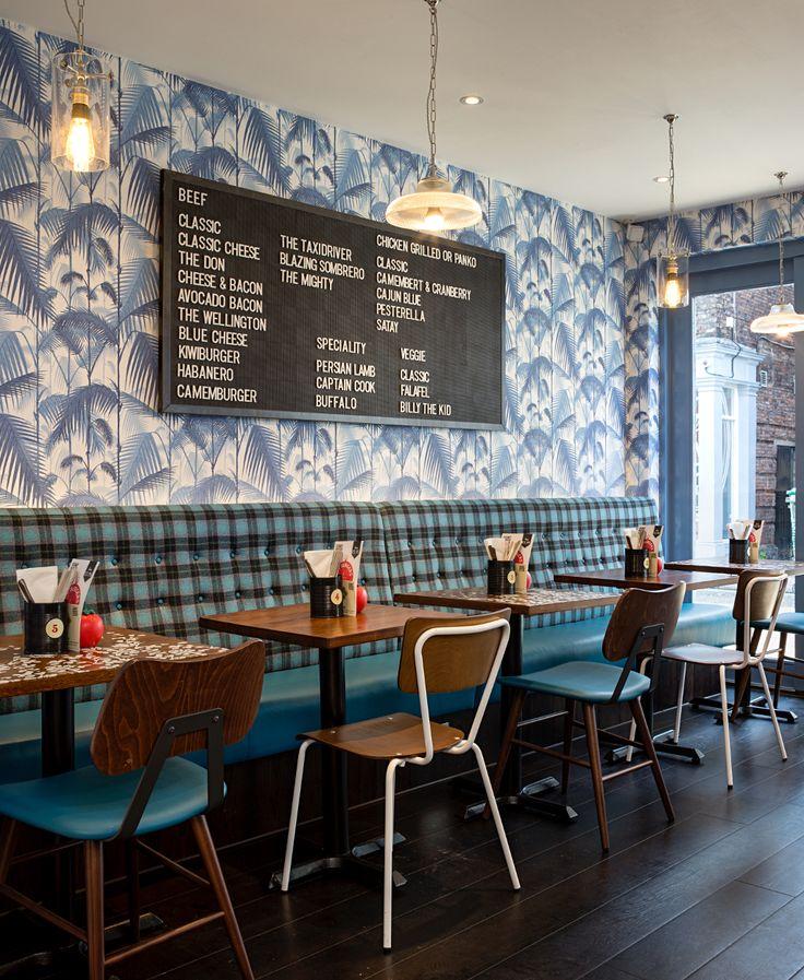 GBK (York) moreno:masey - Restaurant & Bar Design