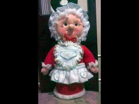 Revistas de Manualidades: Mama Noel
