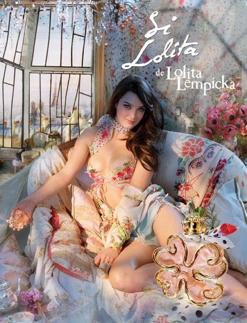 Si Lolita...spring scent!