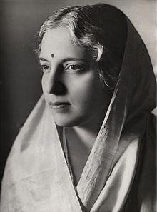 Vijaya Lakshmi Pandit - First Female President of the UN