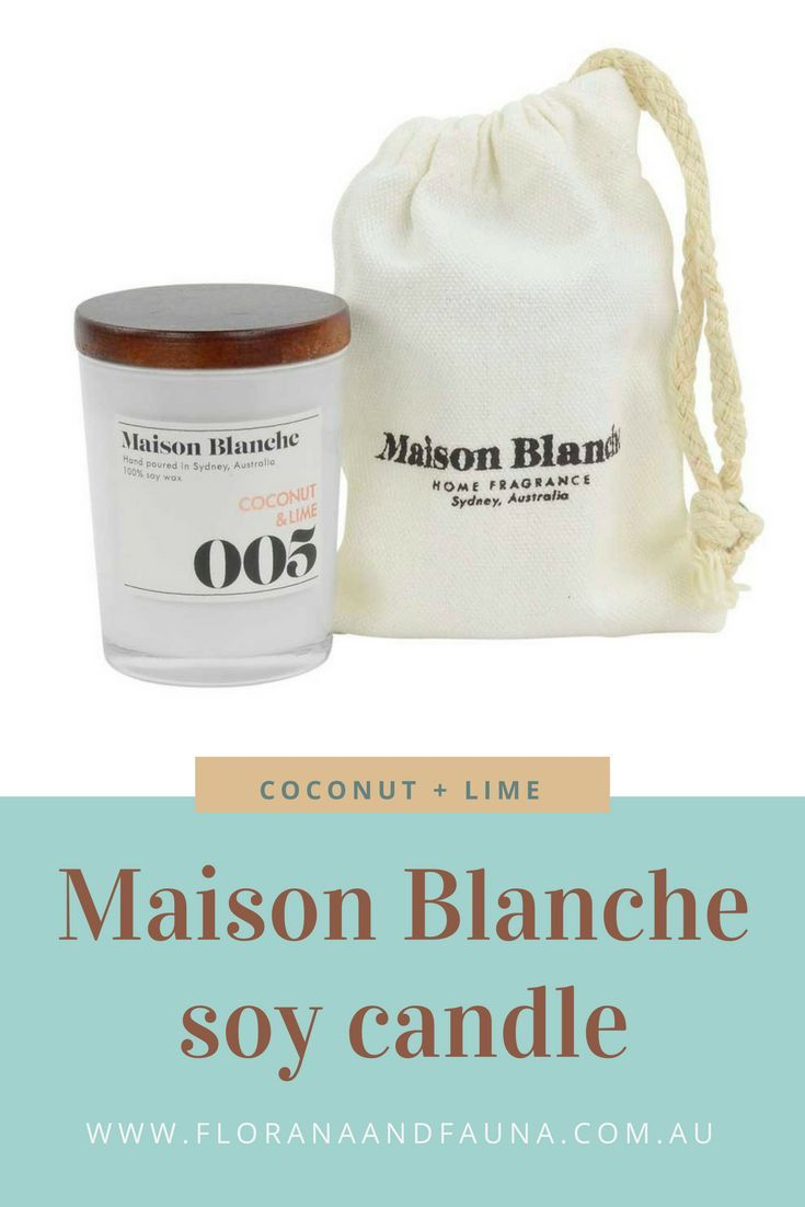 A beautiful candle with a fresh scent of coconut milk and zesty lime. Hand poured into a contemporary white glass jar, packaged in a cotton drawstring bag. A high quality soy wax with a fragrance blend.